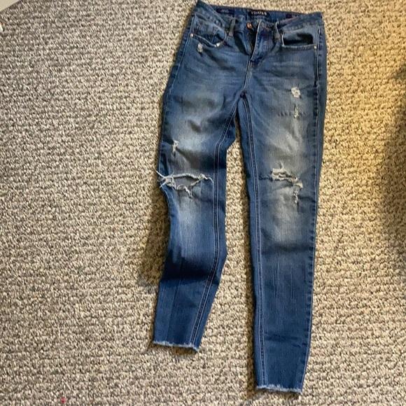 Vigoss Denim - Vigoss Mid Rise Jeans